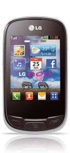 boutique de restauration LG Ego T530