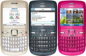 professionnel en dépannage Nokia C3