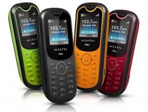 Dépannage Alcatel OT 206