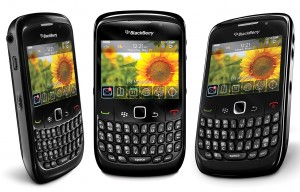 Dépannage BlackBerry Curve 8520