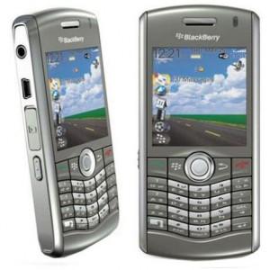 dépannage BlackBerry 8120 Titanium