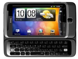 Dépannage HTC Desire S