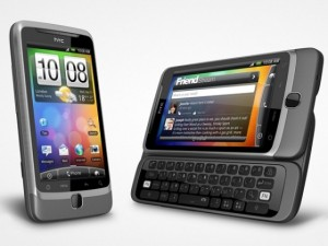 dépannage HTC Desire Z