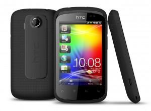 dépannage HTC Explorer
