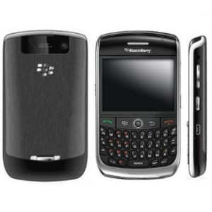 dépannage blackberry curve 8900