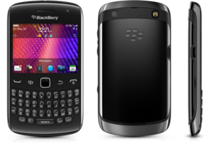 dépannage blackberry curve 9360