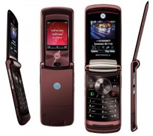 dépannage Motorola RAZR2 V9