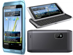 dépannage Nokia E7