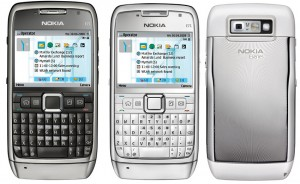 dépannage Nokia E71