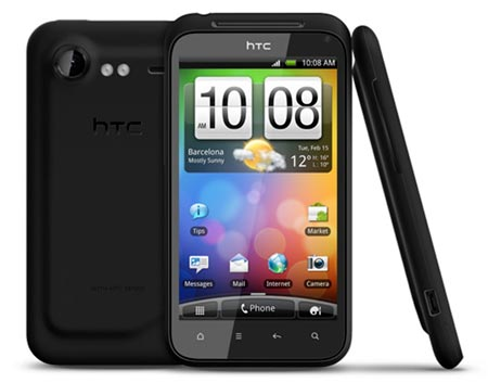 reprise htc incredible s