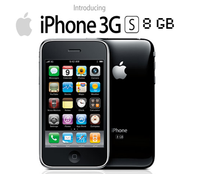 rachat iphone 3gs 8gb