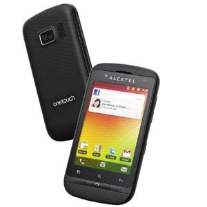 vente alcatel one touch 918d