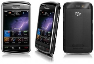 Recyclage BlackBerry 9530 Storm